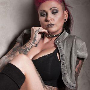 Model: Jacky Astlinger