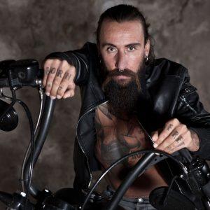 Model: Patrick Burger